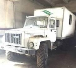 Камаз. Автомобиль ГАЗ 33081 «Садко»,