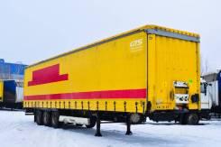 Krone SD. Полуприцеп шторный 2012 г/в Без пробега по РФ!, 41 000 кг.