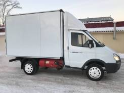 ГАЗ ГАЗель. Продам Газель 2006 изотермический фургон на газу в Новокузнецке!, 2 400 куб. см., 1 500 кг.