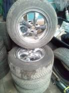 Шины Bridgestone Blizzak 215/70/R16 на дисках