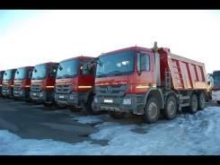 Mercedes-Benz Actros. Продаю самосвал 3 4141 K, 11 800 куб. см., 30 000 кг.