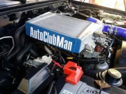 Интеркулер. Nissan Patrol, Y61 Двигатели: RD28TI, ZD30DDTI, TB48DE