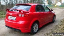 Спойлер. Chevrolet Lacetti, J200