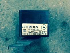 Блок иммобилайзера. Mercedes-Benz: S-Class, G-Class, CLK-Class, SLK-Class, CLC-Class, CL-Class, E-Class, SL-Class, CLS-Class, C-Class, SLR McLaren Дви...