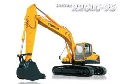 Hyundai R220LC-9S. Продается Гусеничный экскаватор