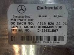Блок управления телефоном Mercedes GL X164 2006-2012