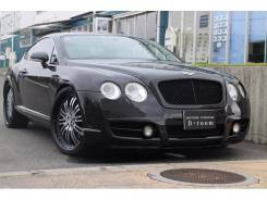 Bentley Continental GT. автомат, 4wd, 6.0, бензин, 44 тыс. км, б/п, нет птс. Под заказ