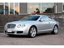 Bentley Continental GT. автомат, 4wd, 6.0, бензин, 24 тыс. км, б/п, нет птс. Под заказ