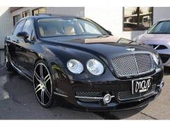 Bentley Continental. автомат, 4wd, 6.0, бензин, 64 тыс. км, б/п, нет птс. Под заказ