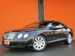 Bentley Continental GT. автомат, 4wd, 6.0, бензин, 39 тыс. км, б/п, нет птс. Под заказ