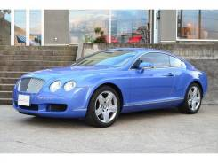 Bentley Continental GT. автомат, 4wd, 6.0, бензин, 8 тыс. км, б/п, нет птс. Под заказ