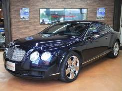 Bentley Continental GT. автомат, 4wd, 6.0, бензин, 82 300 тыс. км, б/п, нет птс. Под заказ
