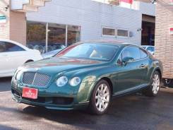 Bentley Continental GT. автомат, 4wd, 6.0, бензин, 34 400 тыс. км, б/п, нет птс. Под заказ