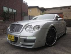 Bentley Continental GT. автомат, 4wd, 6.0, бензин, 64 тыс. км, б/п, нет птс. Под заказ