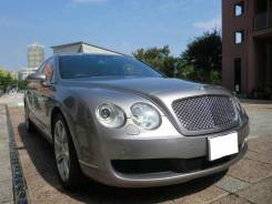 Bentley Continental. автомат, 4wd, 6.0, бензин, 28 тыс. км, б/п, нет птс. Под заказ