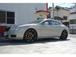 Bentley Continental GT. автомат, 4wd, 6.0, бензин, 37 тыс. км, б/п, нет птс. Под заказ