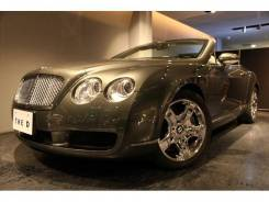 Bentley Continental. автомат, 4wd, 6.0, бензин, 19 тыс. км, б/п, нет птс. Под заказ