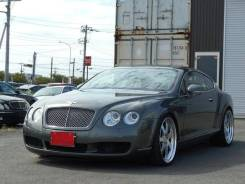 Bentley Continental GT. автомат, 4wd, 6.0, бензин, 33 620 тыс. км, б/п, нет птс. Под заказ