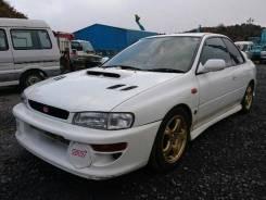 Subaru Impreza WRX STI. механика, 4wd, 2.0 (280л.с.), бензин, 125тыс. км, б/п, нет птс. Под заказ