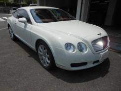 Bentley Continental GT. автомат, 4wd, 6.0, бензин, 35 800 тыс. км, б/п, нет птс. Под заказ