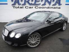 Bentley Continental GT. автомат, 4wd, 6.0, бензин, 45 тыс. км, б/п, нет птс. Под заказ