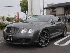 Bentley Continental GT. автомат, 4wd, 6.0, бензин, 56 тыс. км, б/п, нет птс. Под заказ