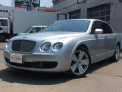 Bentley Continental. автомат, 4wd, 6.0, бензин, 71 500 тыс. км, б/п, нет птс. Под заказ
