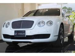 Bentley Continental. автомат, 4wd, 6.0, бензин, 49 тыс. км, б/п, нет птс. Под заказ