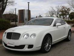 Bentley Continental GT. автомат, 4wd, 6.0, бензин, 61 тыс. км, б/п, нет птс. Под заказ