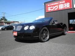 Bentley Continental. автомат, 4wd, 6.0, бензин, 14 400 тыс. км, б/п, нет птс. Под заказ