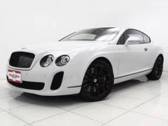 Bentley Continental. автомат, 4wd, 6.0, бензин, 36 тыс. км, б/п, нет птс. Под заказ
