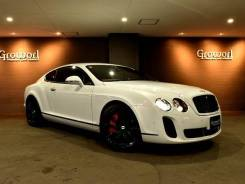 Bentley Continental. автомат, 4wd, 6.0, бензин, 32 300 тыс. км, б/п. Под заказ