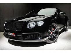 Bentley Continental GT. автомат, 4wd, 4.0, бензин, 24 тыс. км, б/п. Под заказ