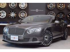 Bentley Continental GT. автомат, 4wd, 6.0, бензин, 9 тыс. км, б/п. Под заказ