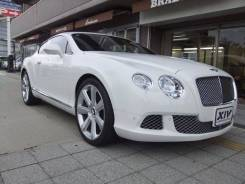 Bentley Continental GT. автомат, 4wd, 6.0, бензин, 5 230 тыс. км, б/п. Под заказ