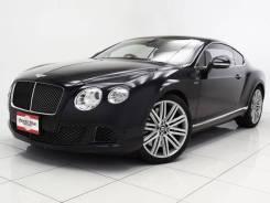 Bentley Continental GT. автомат, 4wd, 6.0, бензин, 4 604 тыс. км, б/п. Под заказ