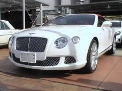 Bentley Continental. автомат, 4wd, 6.0, бензин, 4 900 тыс. км, б/п. Под заказ