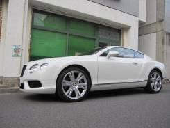 Bentley Continental GT. автомат, 4wd, 4.0, бензин, 19 тыс. км, б/п. Под заказ