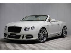 Bentley Continental GT. автомат, 4wd, 6.0, бензин, 11 тыс. км, б/п. Под заказ