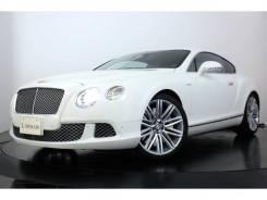 Bentley Continental GT. автомат, 4wd, 6.0, бензин, 43 300 тыс. км, б/п. Под заказ