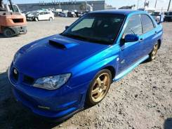 Subaru Impreza WRX STI. механика, 4wd, 2.0 (280л.с.), бензин, 102тыс. км, б/п, нет птс. Под заказ