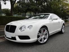 Bentley Continental GT. автомат, 4wd, 4.0, бензин, 8 200 тыс. км, б/п. Под заказ