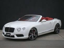 Bentley Continental GT. автомат, 4wd, 4.0, бензин, 17 100 тыс. км, б/п. Под заказ