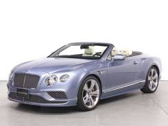 Bentley Continental GT. автомат, 4wd, 6.0, бензин, 8 тыс. км, б/п. Под заказ