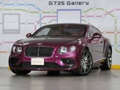 Bentley Continental GT. автомат, 4wd, 6.0, бензин, б/п. Под заказ