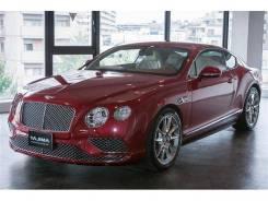 Bentley Continental GT. автомат, задний, 4.0, бензин, 4 тыс. км, б/п. Под заказ