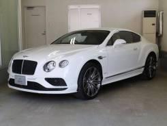 Bentley Continental GT. 4wd, 6.0, бензин, 1 тыс. км, б/п. Под заказ