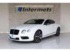 Bentley Continental GT. автомат, задний, 4.0, бензин, 5 700 тыс. км, б/п. Под заказ