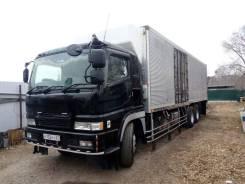 Mitsubishi Fuso Super Great. Продаётся грузовик-рефрежиратор, 19 000 куб. см., 12 000 кг.