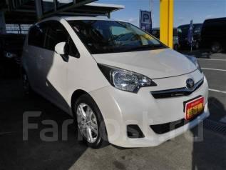 Toyota Ractis. автомат, передний, 1.5, бензин, 39 000 тыс. км, б/п. Под заказ